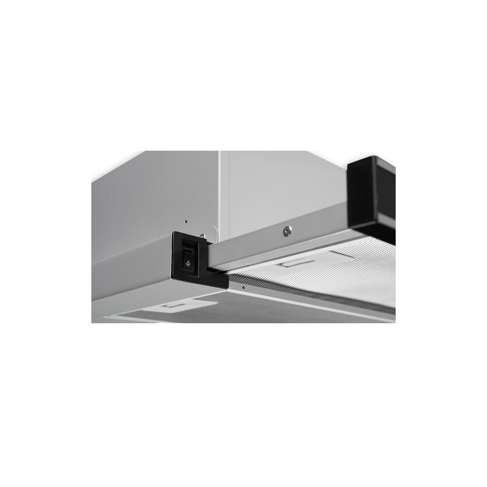Вытяжка кухонная MINOLA HTL 6172 I/BL GLASS 650 LED изображение 5