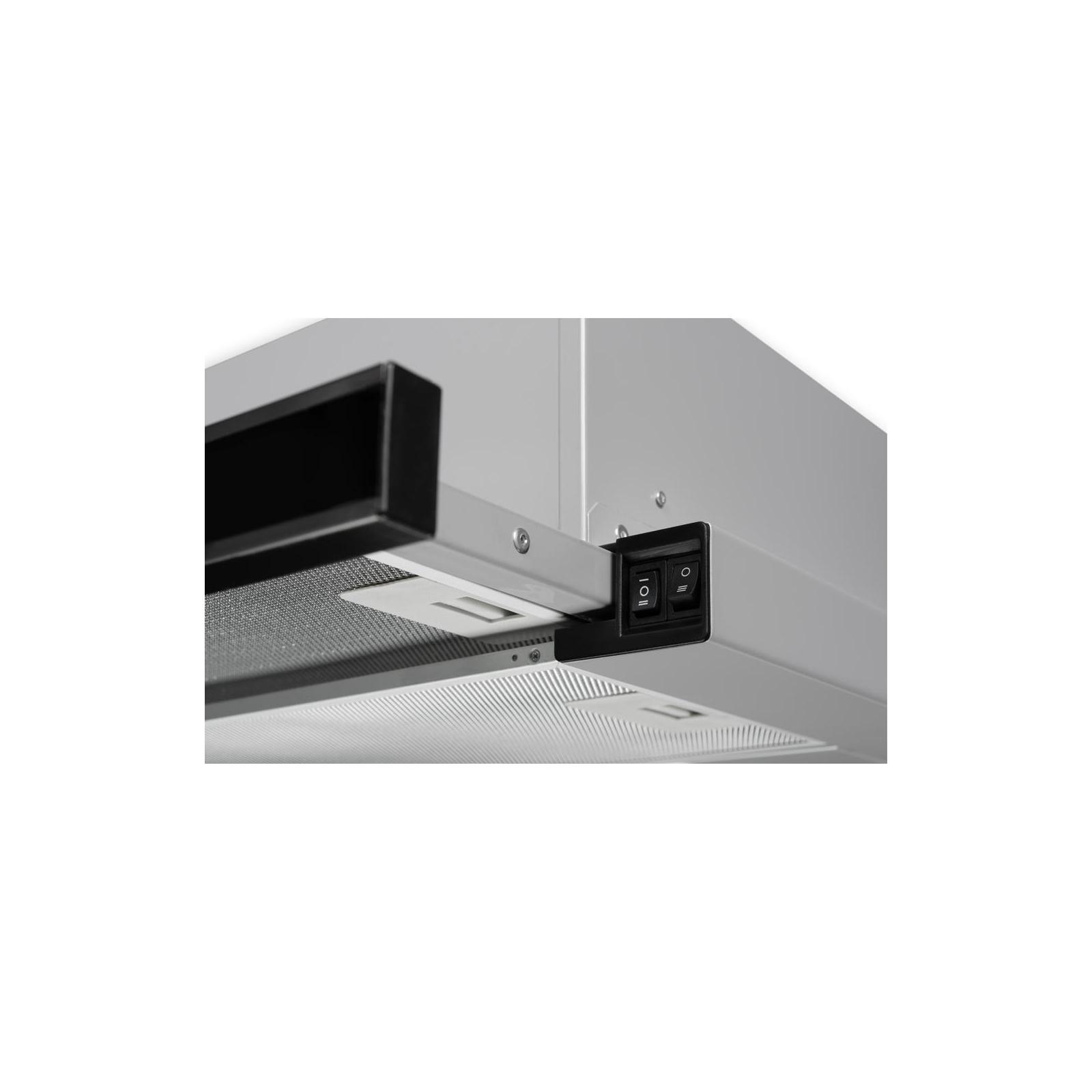 Вытяжка кухонная MINOLA HTL 6172 I/BL GLASS 650 LED изображение 6
