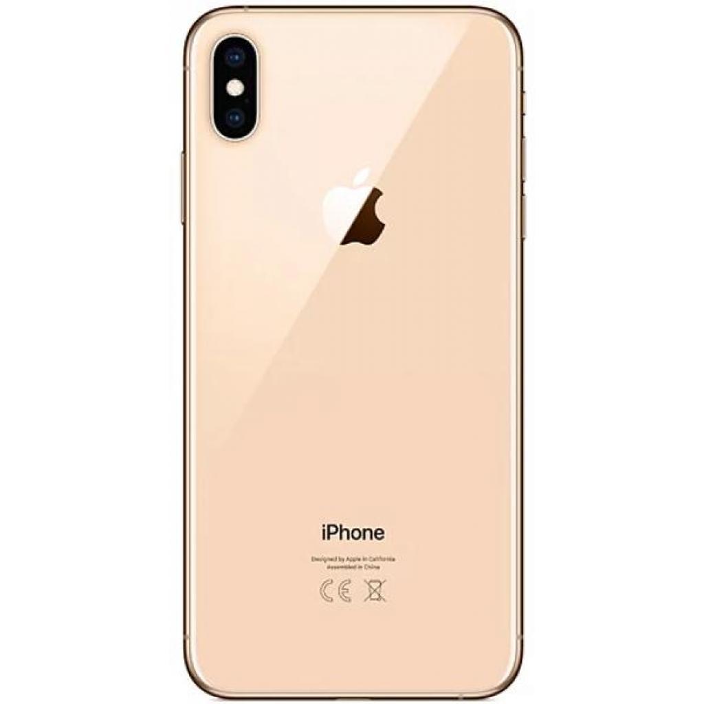 Мобильный телефон Apple iPhone XS MAX 512Gb Gold (MT582RM/A) изображение 2
