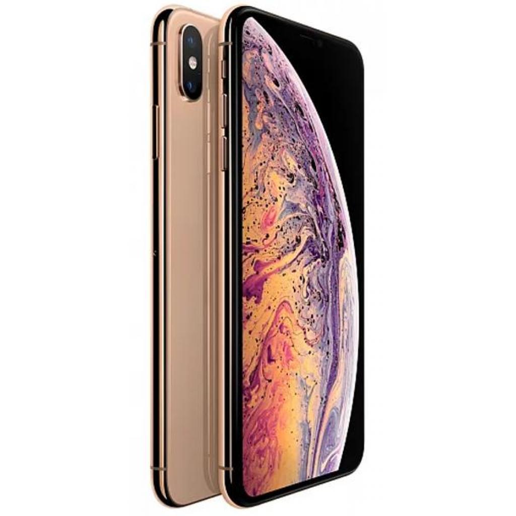 Мобильный телефон Apple iPhone XS MAX 512Gb Gold (MT582RM/A) изображение 4