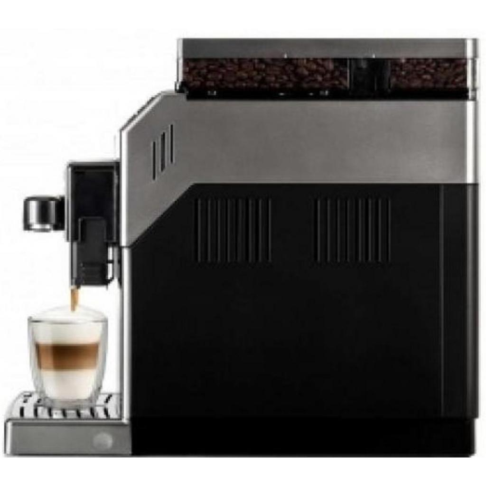 Кофеварка Saeco Lirika One Touch Cappuccino (RI9851/01) изображение 3