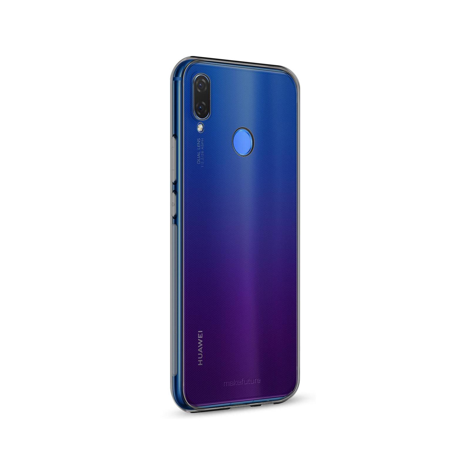 Чехол для моб. телефона MakeFuture Air Case (TPU) Huawei P Smart Plus Black (MCA-HUPSPBK) изображение 2