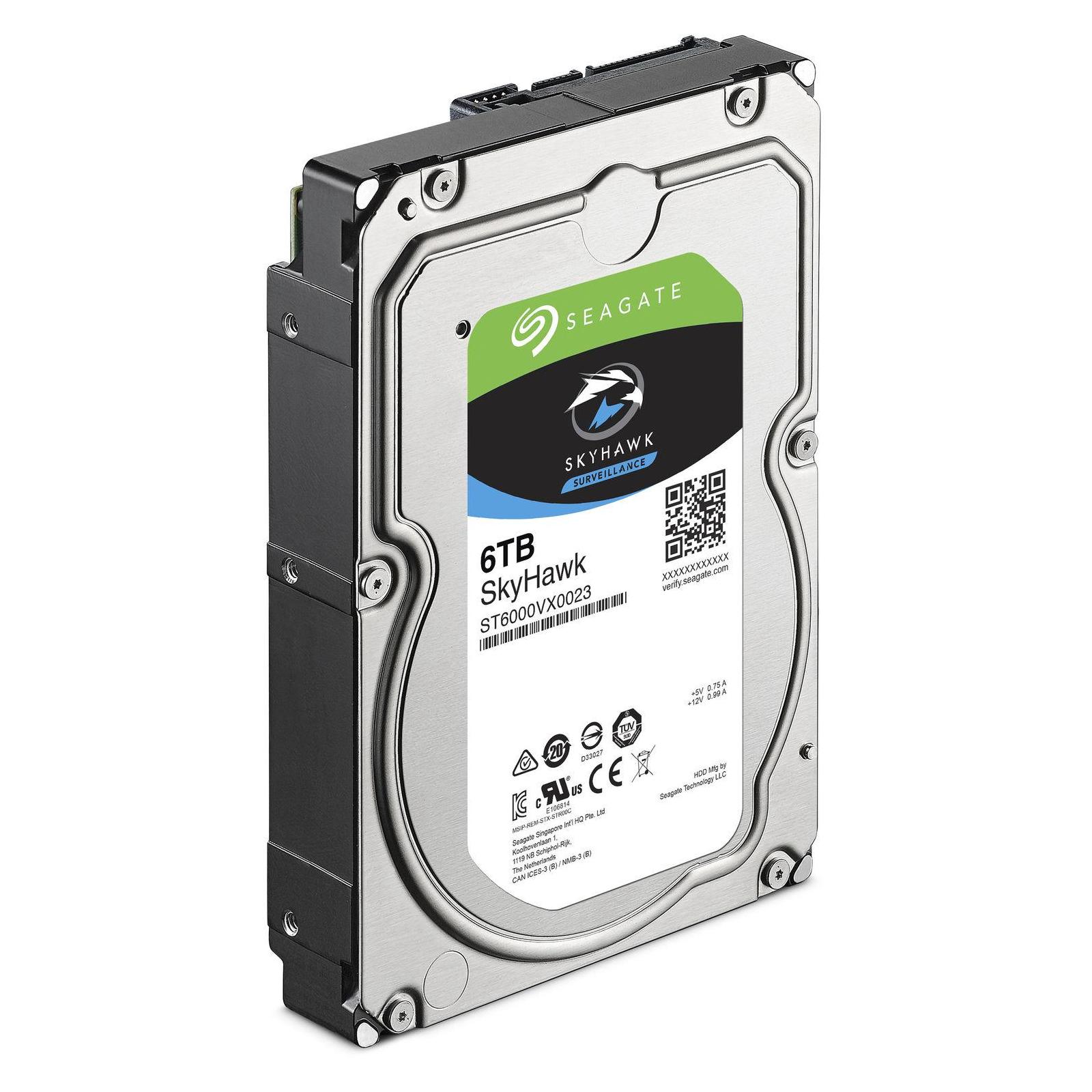 "Жесткий диск 3.5"" 6TB Seagate (ST6000VX001) изображение 2"