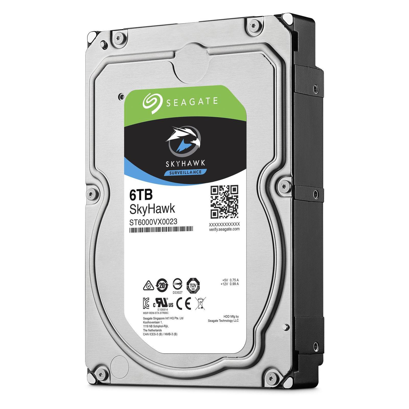 "Жесткий диск 3.5"" 6TB Seagate (ST6000VX001) изображение 3"