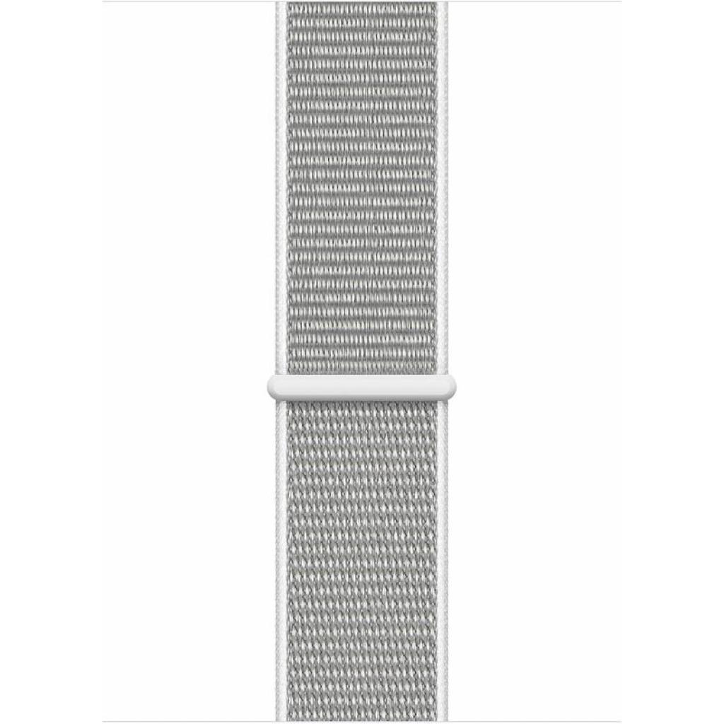 Смарт-часы Apple Watch Series 4 GPS, 40mm Silver Aluminium Case (MU652UA/A) изображение 3
