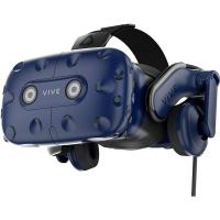 Окуляри віртуальної реальності HTC VIVE PRO Starter Kit Combo (система VIVE + шлем VIVE PRO) (99HAPY010-00)
