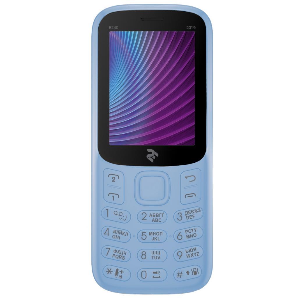 Мобільний телефон 2E E240 2019 Red (680576170019)