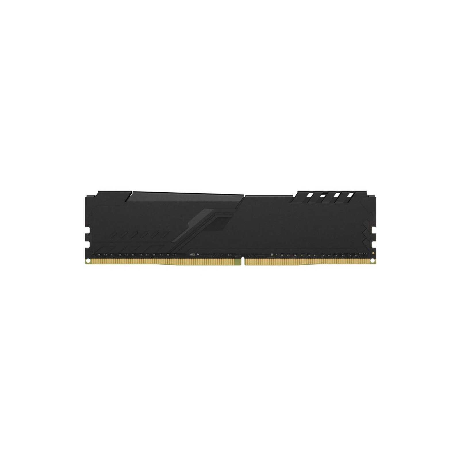Модуль памяти для компьютера DDR4 16GB 2400 MHz HyperX FURY Black HyperX (Kingston Fury) (HX424C15FB3/16) изображение 2
