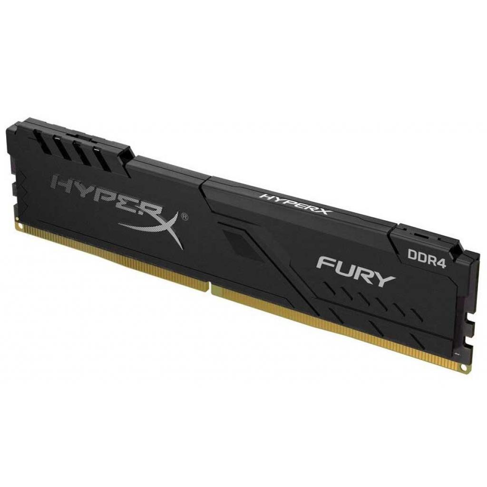 Модуль памяти для компьютера DDR4 16GB 2400 MHz HyperX FURY Black HyperX (Kingston Fury) (HX424C15FB3/16) изображение 3
