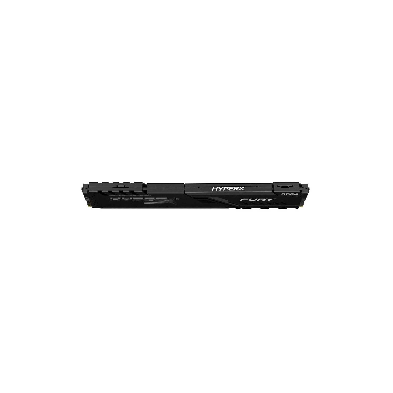 Модуль памяти для компьютера DDR4 16GB 2400 MHz HyperX FURY Black HyperX (Kingston Fury) (HX424C15FB3/16) изображение 4