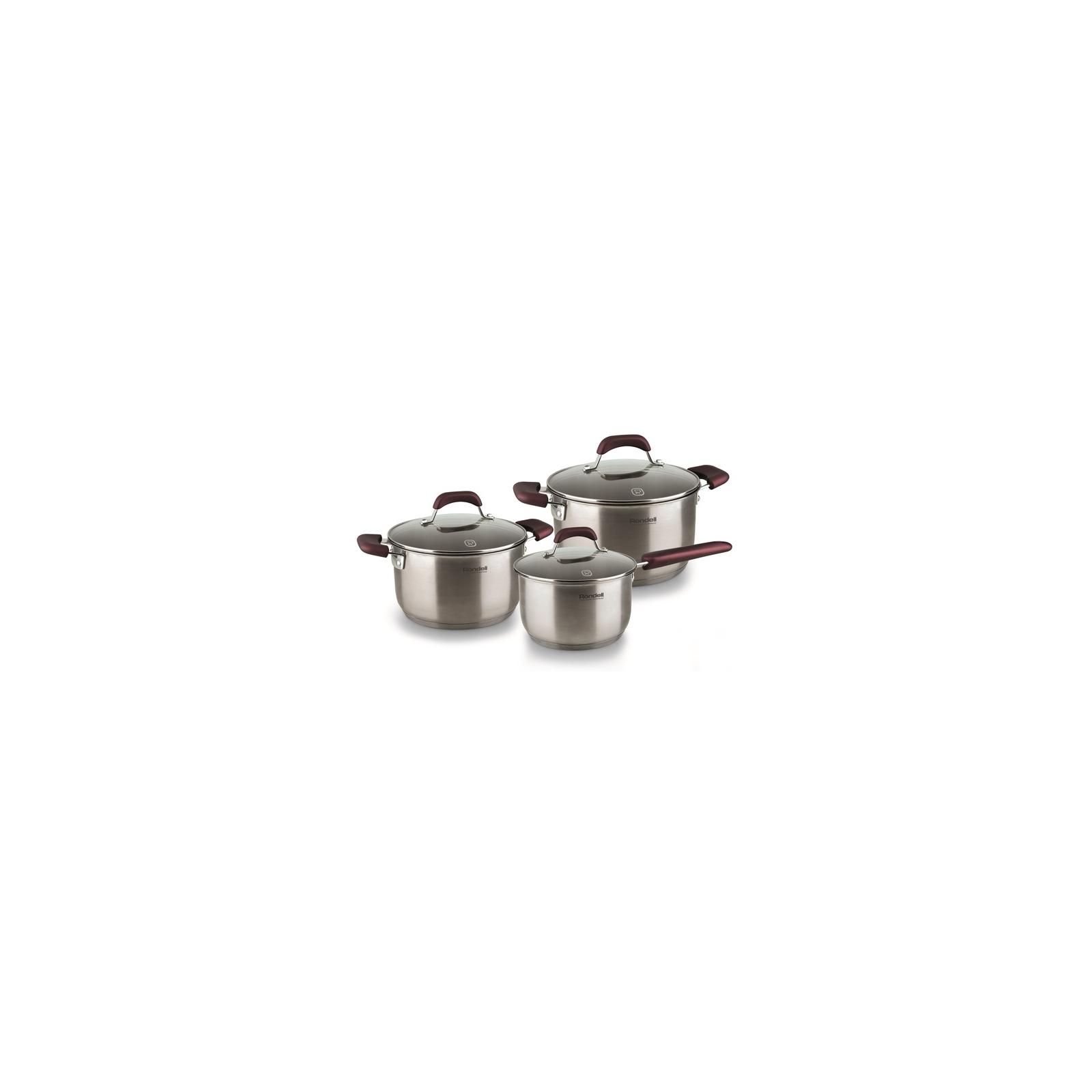 Набор посуды Rondell Bojole 6 предметов (RDS-823)