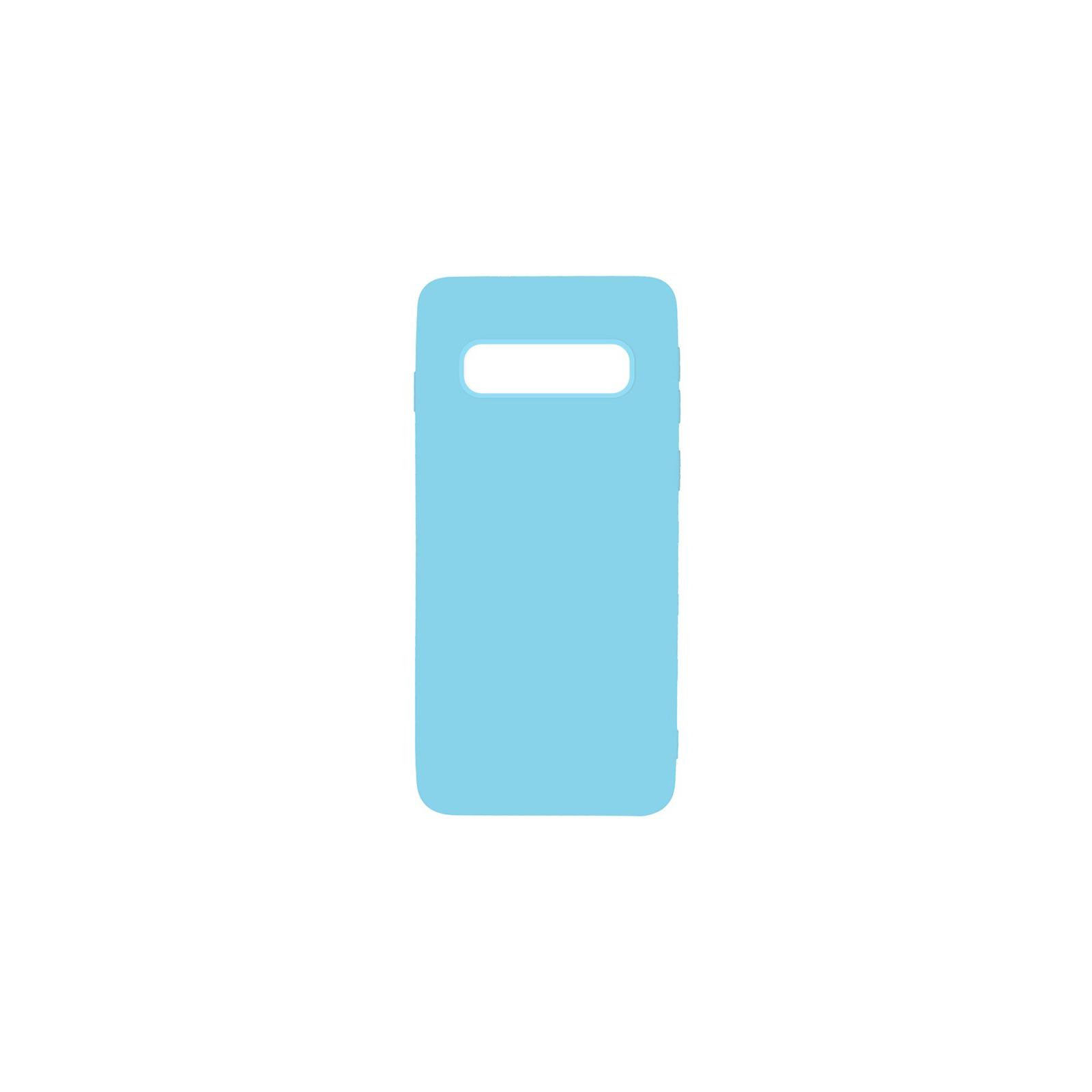 Чехол для моб. телефона Toto 1mm Matt TPU Case Samsung Galaxy S10+ Ocean Blue (F_94082)