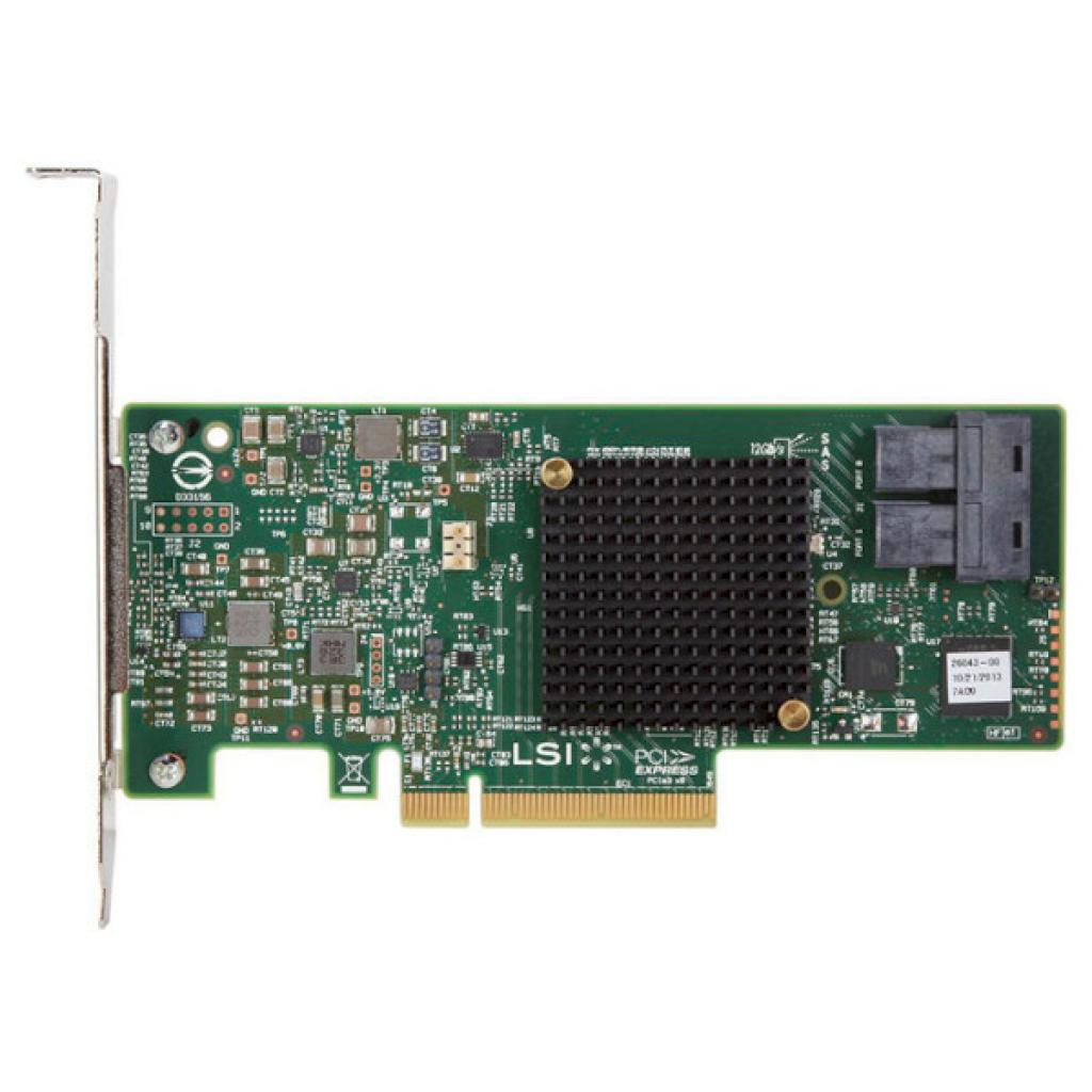 Контроллер RAID LSI MegaRAID SAS 9341-8i (05-26106-00)