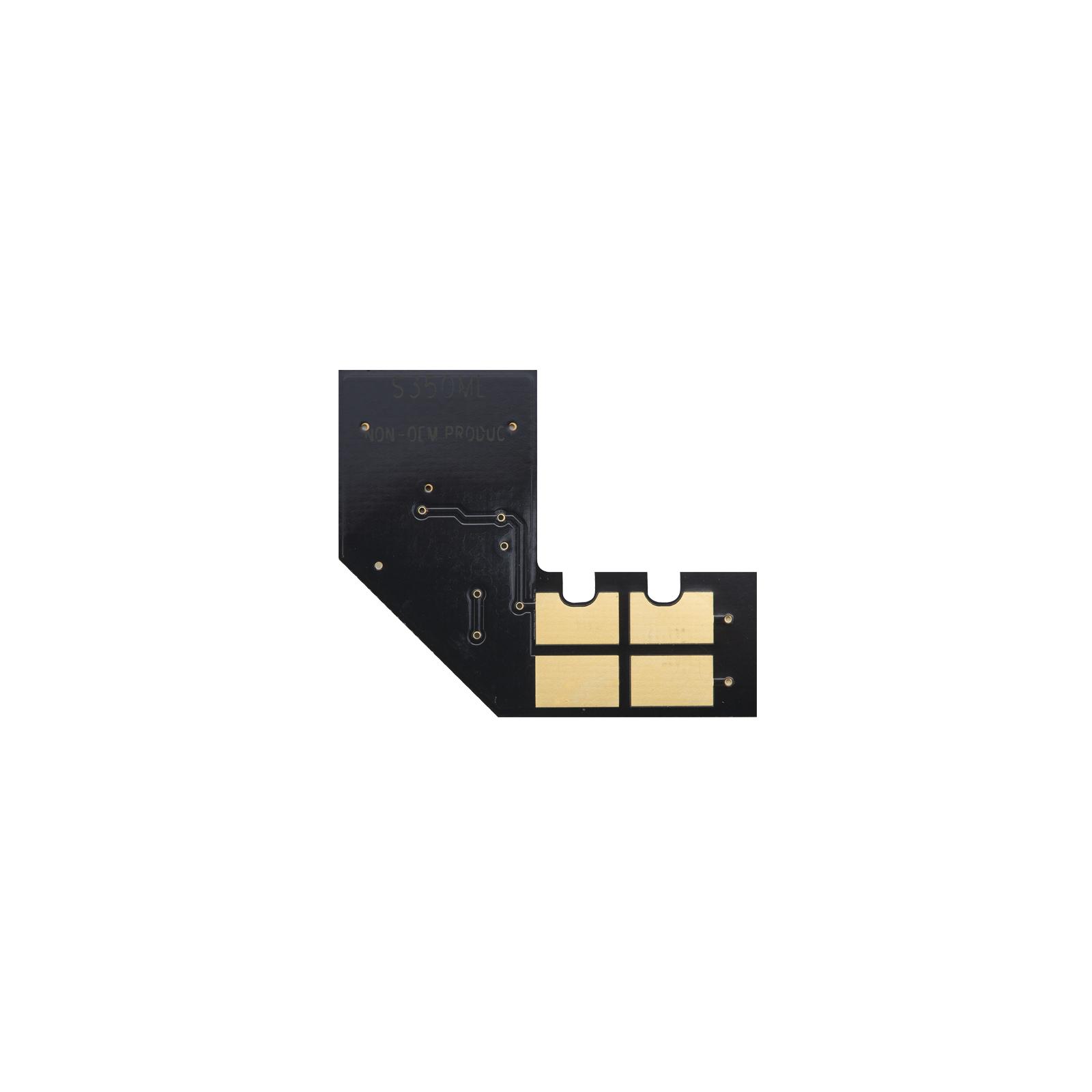 Чип для картриджа SamsungCLP-350 2k magenta Static Control (SAM350CP-MAEU)
