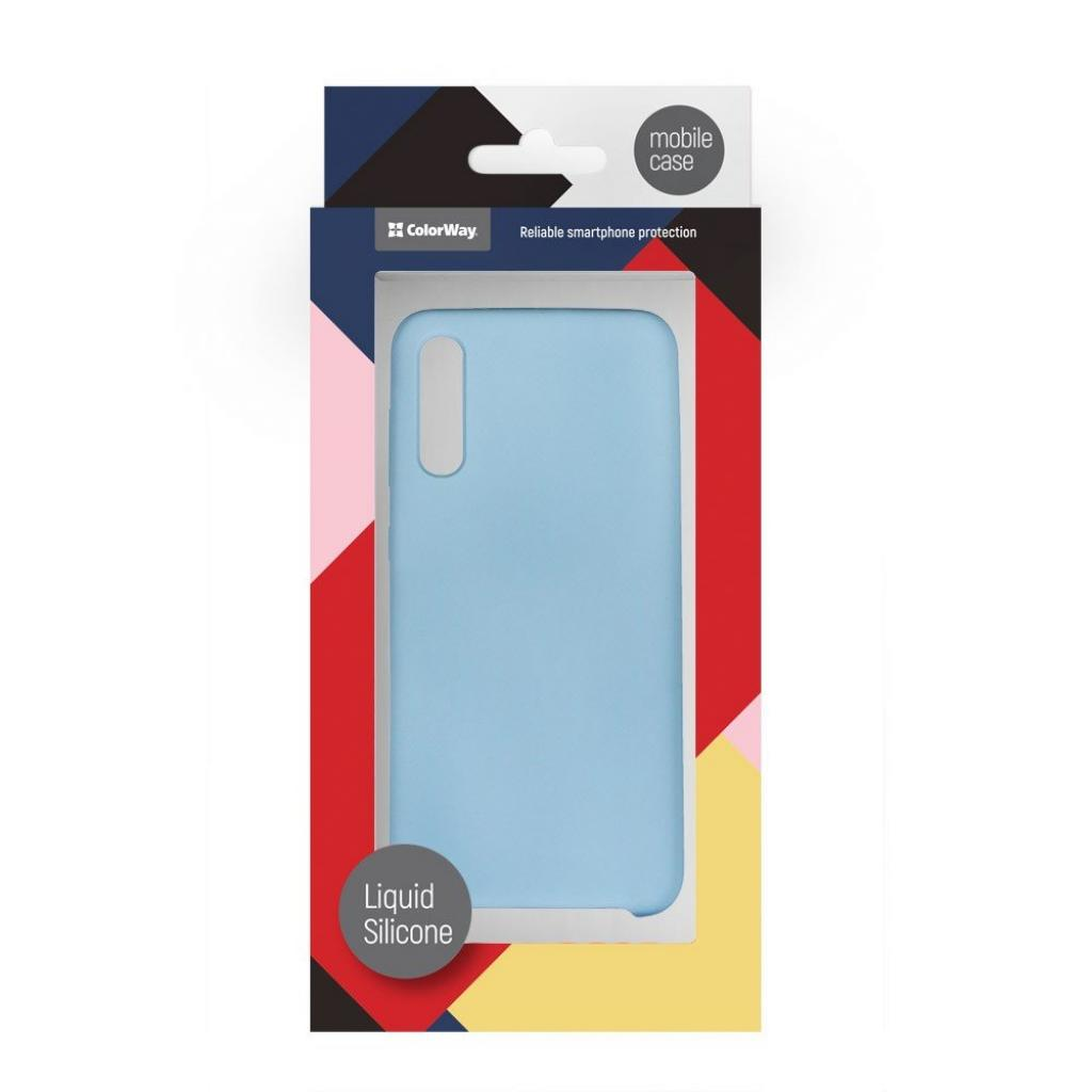 Чехол для моб. телефона ColorWay ColorWay Liquid Silicone для Samsung Galaxy A50 Yellow (CW-CLSSGA505-YL) изображение 5