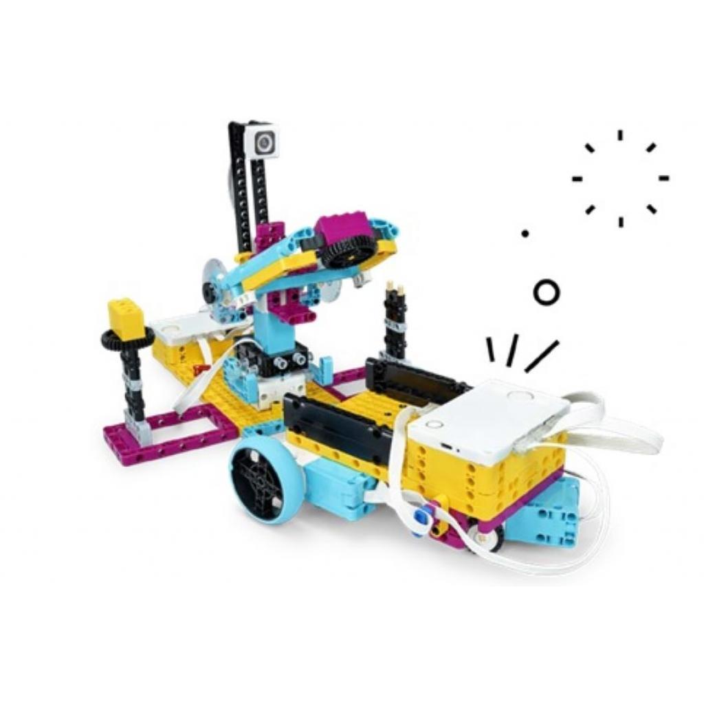 Конструктор LEGO Education SPIKE Prime базовый набор (45678) изображение 5