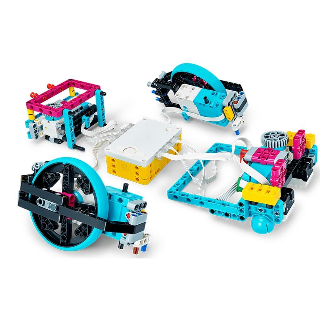Конструктор LEGO Education SPIKE Prime базовый набор (45678) изображение 8
