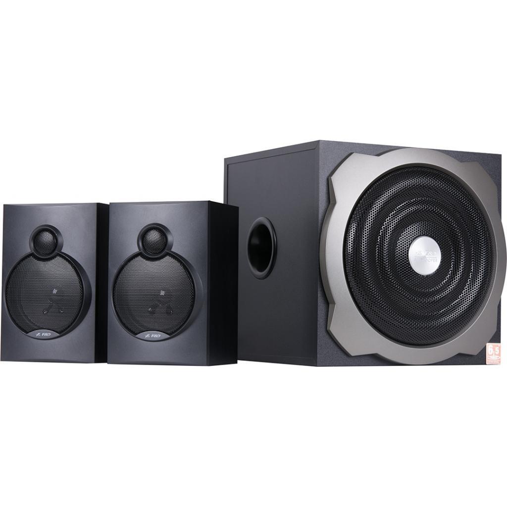 Акустическая система A-521 black F&D (A521 USB black) изображение 3