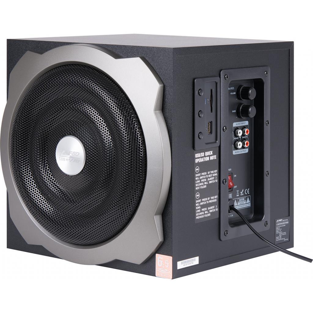 Акустическая система A-521 black F&D (A521 USB black) изображение 4