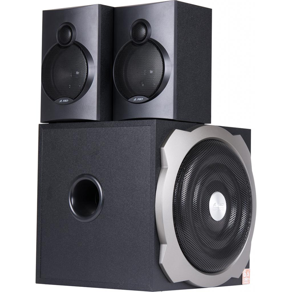 Акустическая система A-521 black F&D (A521 USB black) изображение 6