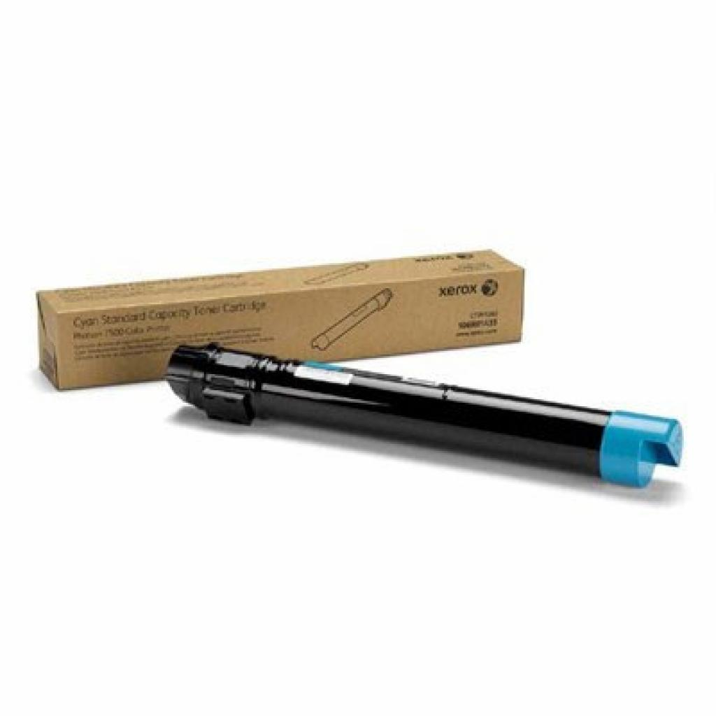 Тонер-картридж XEROX Color 550/560 Cyan (006R01532)