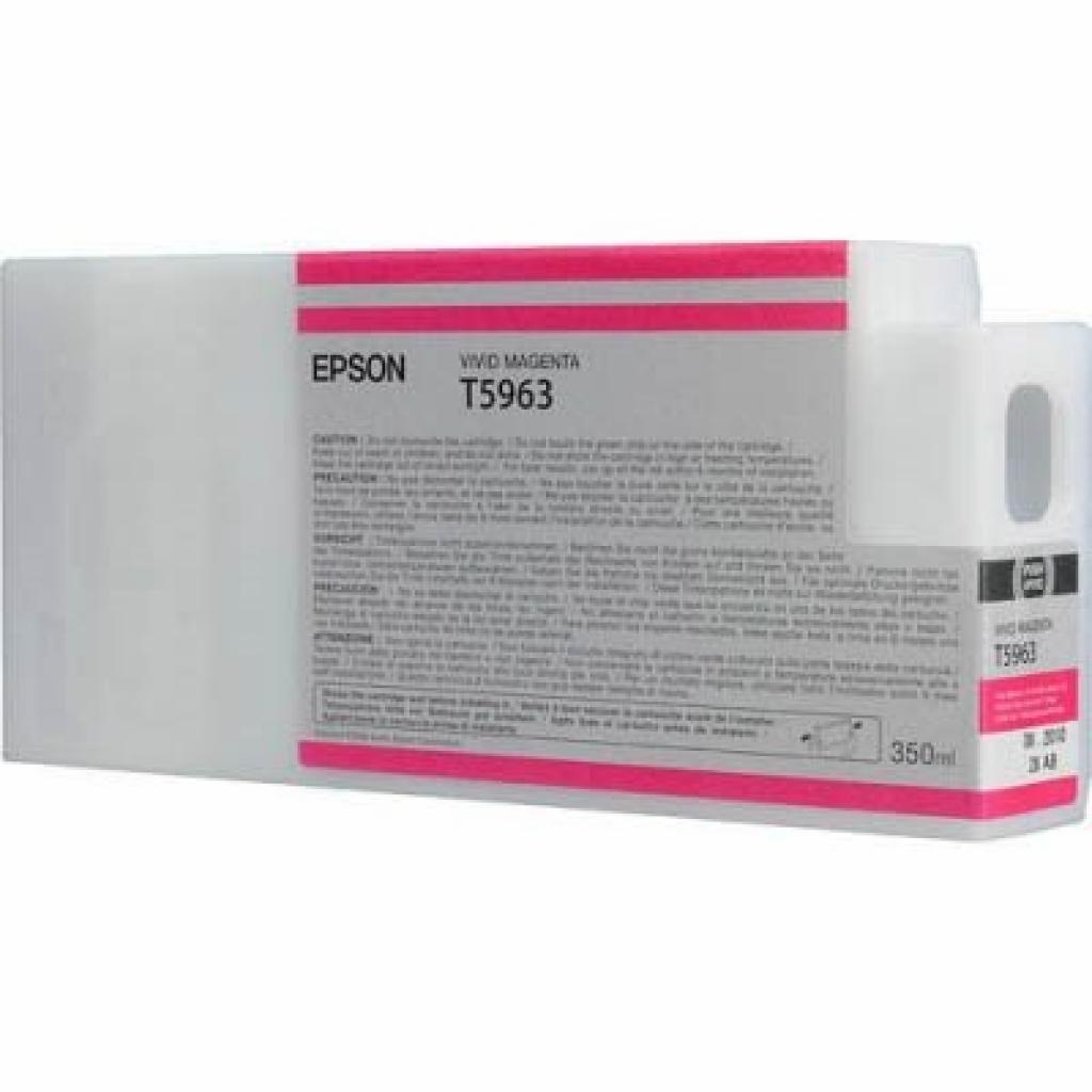 Картридж EPSON St Pro 7900/9900 vivid magenta (C13T596300)