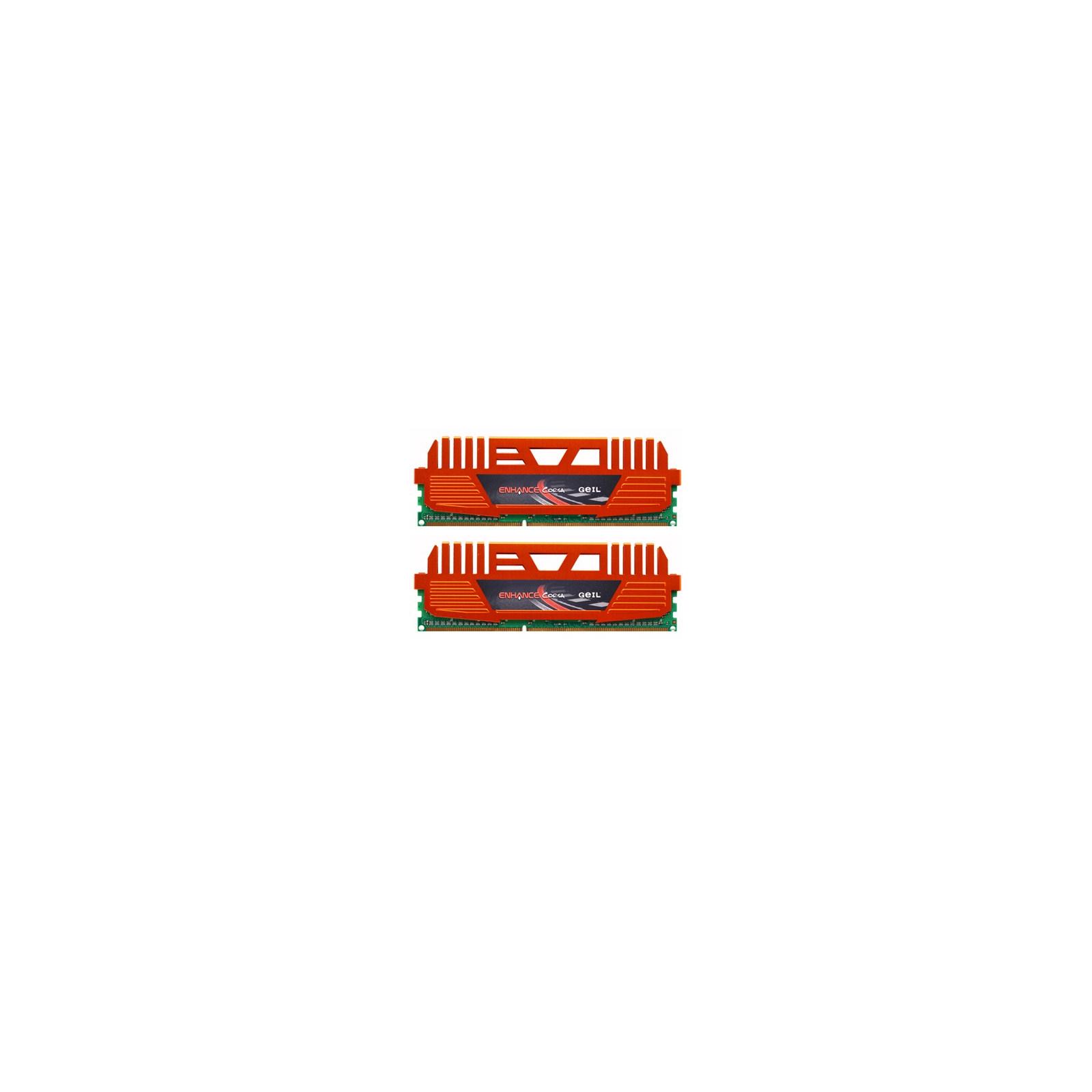 Модуль памяти для компьютера DDR3 4GB (2x2GB) 1600 MHz GEIL (GEC34GB1600C9DC)