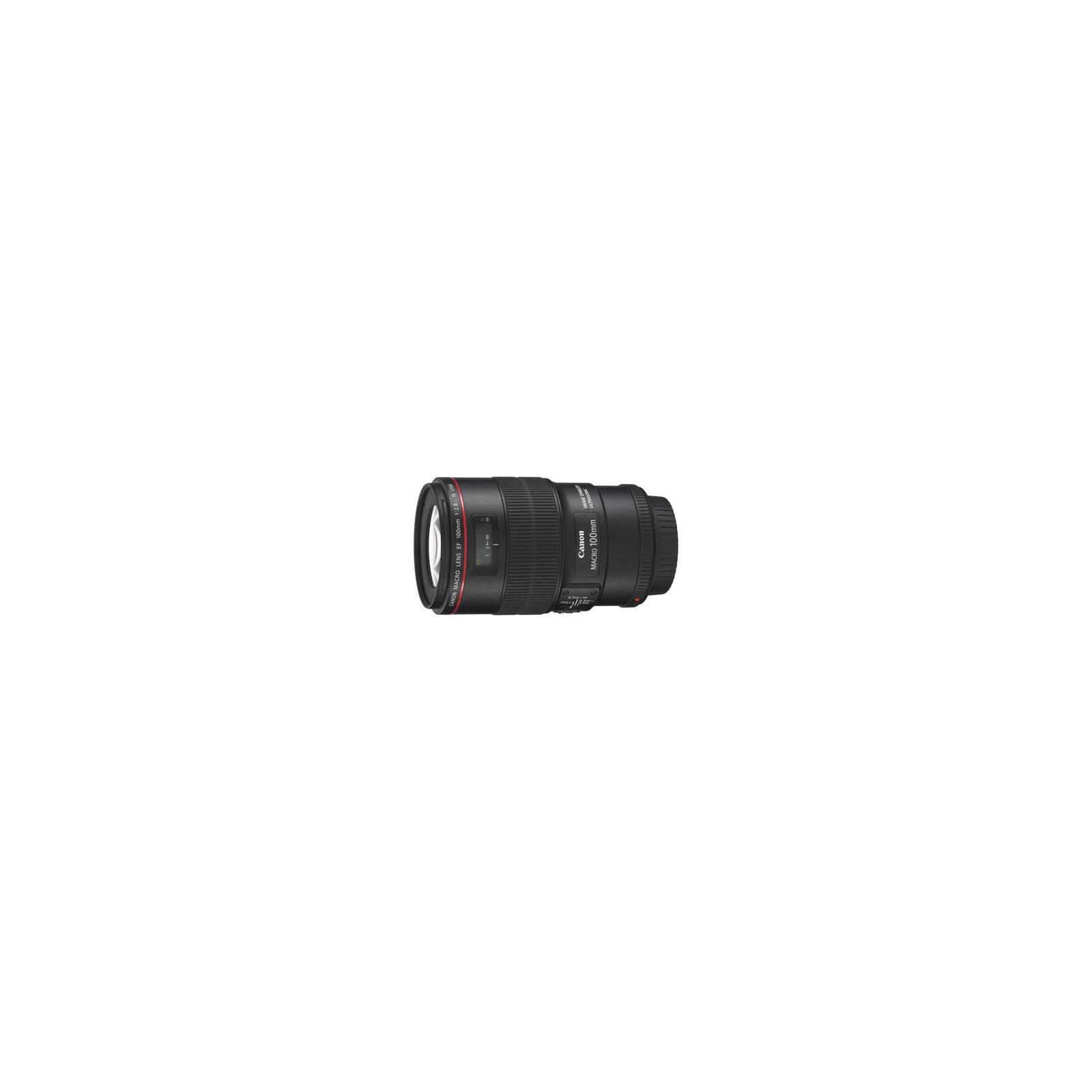 Объектив EF 100mm f/2.8L IS macro USM Canon (3554B005)