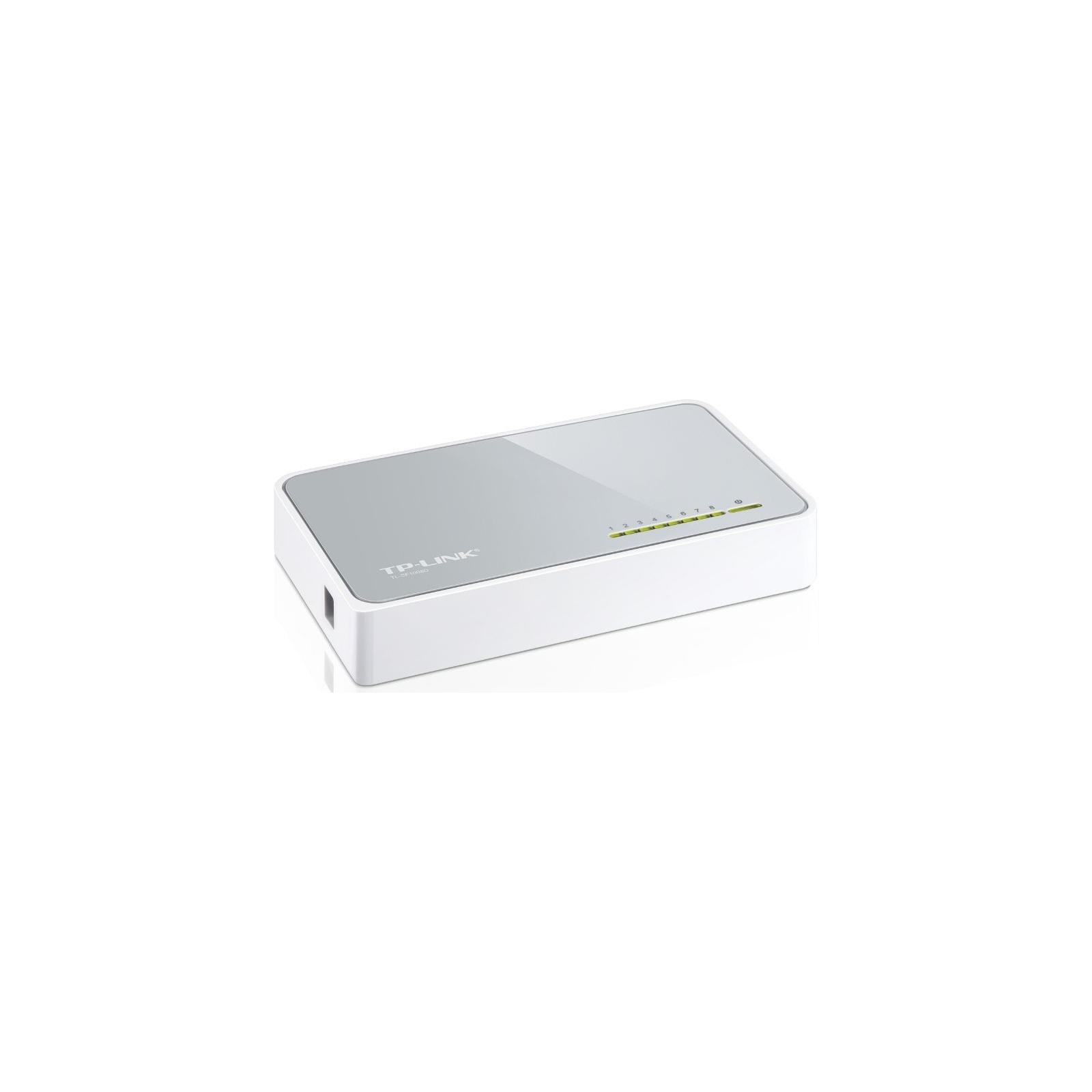 Коммутатор сетевой TP-Link TL-SF1008D изображение 3