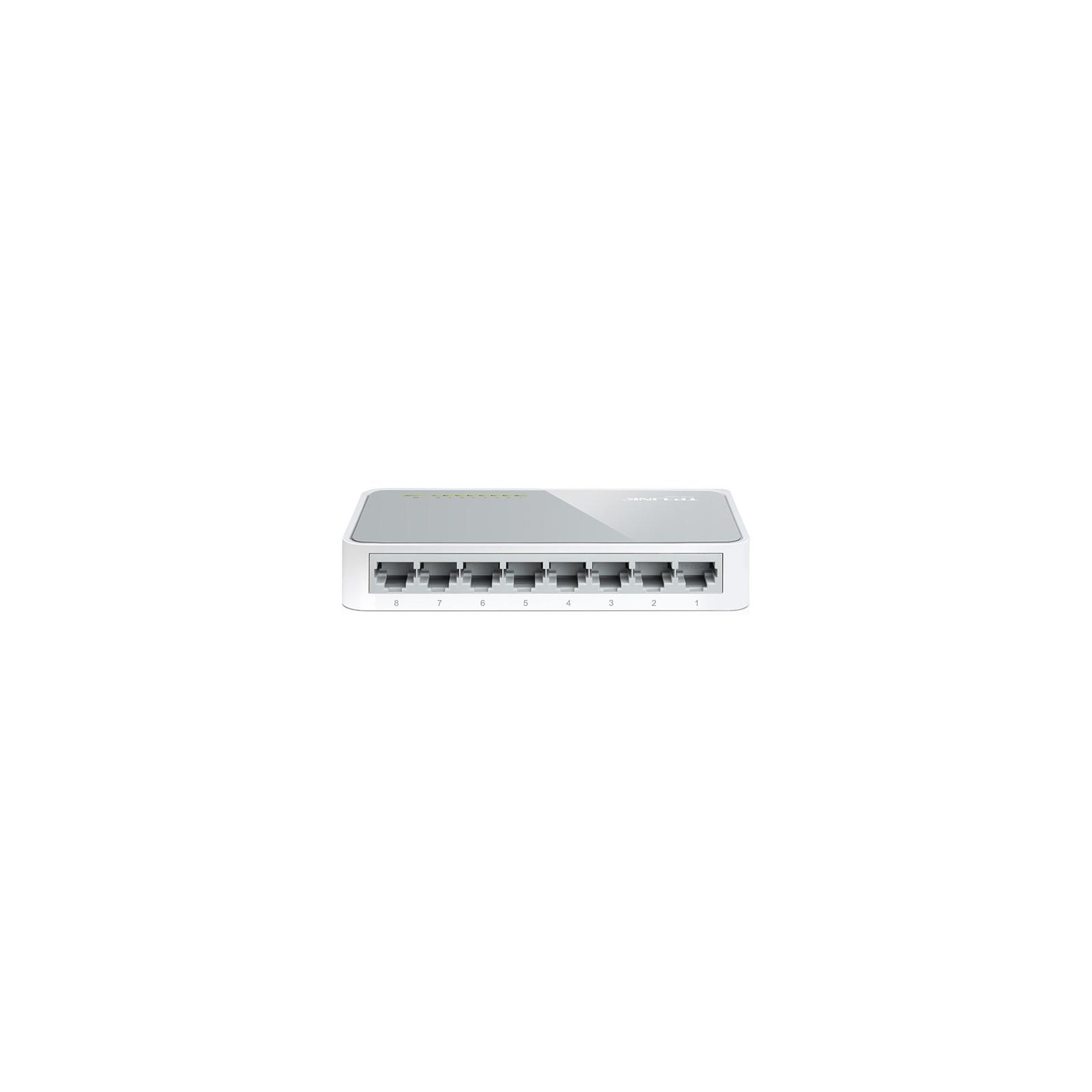 Коммутатор сетевой TP-Link TL-SF1008D изображение 5