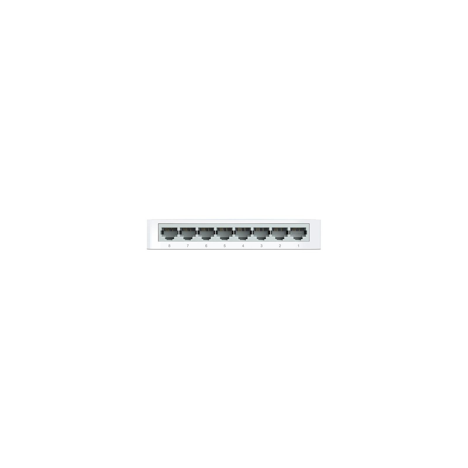 Коммутатор сетевой TP-Link TL-SF1008D изображение 6