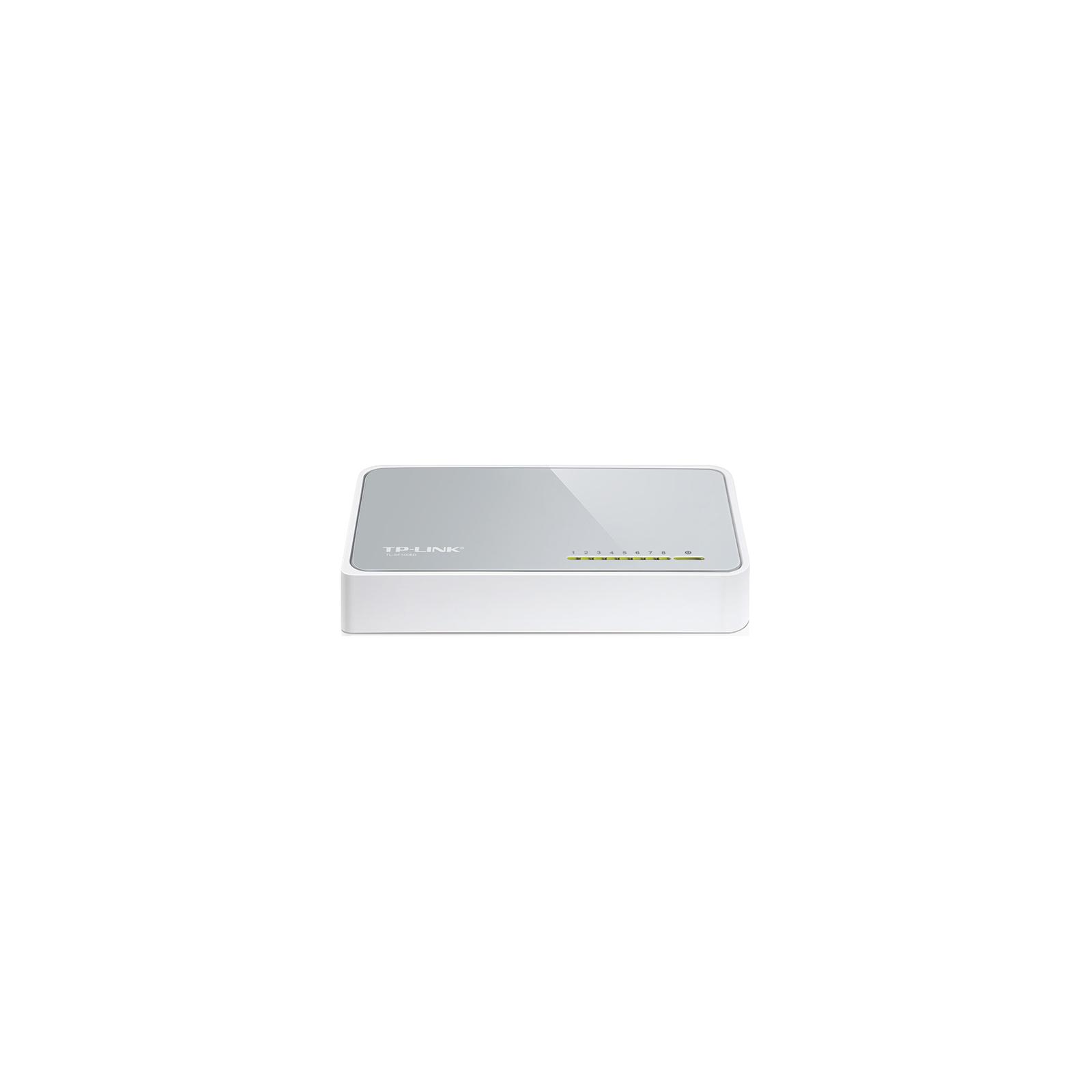 Коммутатор сетевой TP-Link TL-SF1008D изображение 7