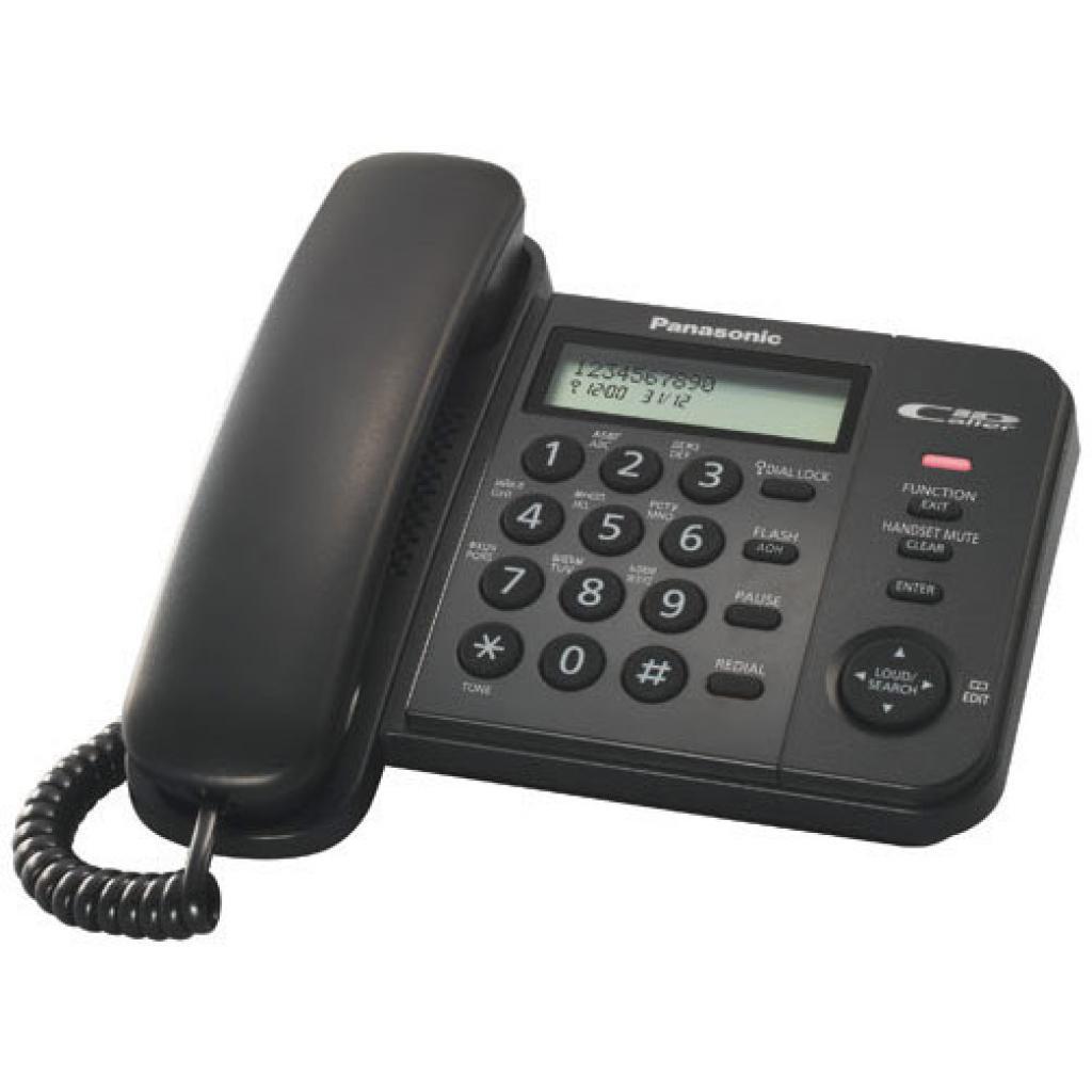 Телефон KX-TS2356UAB PANASONIC