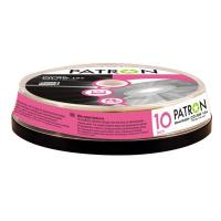 Диск CD PATRON 700Mb 12x Cake box 10шт (INS-C009)