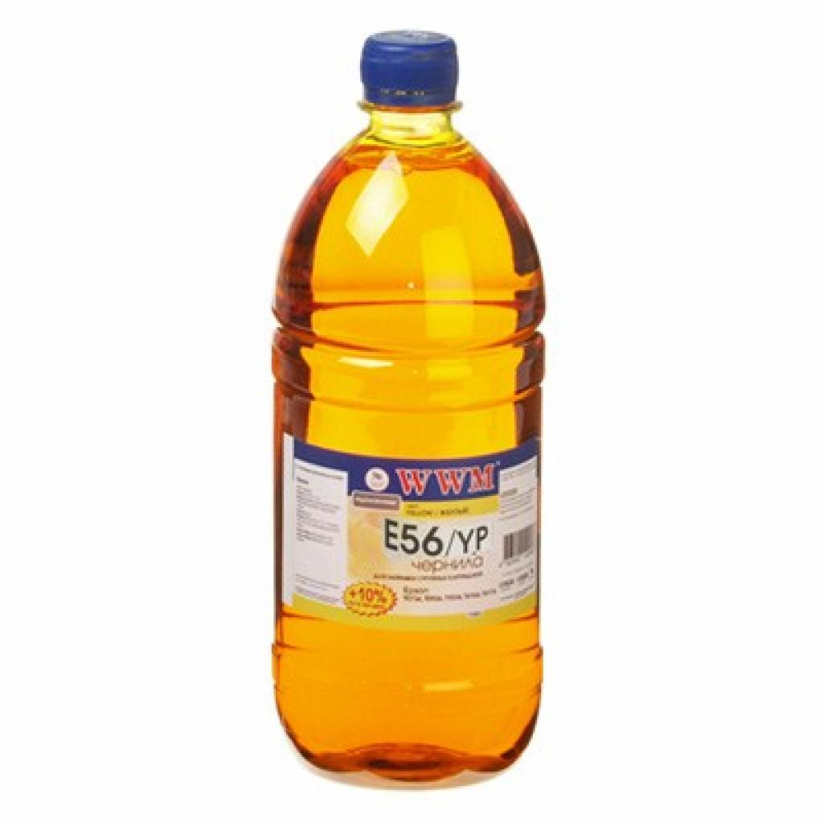 Чернила WWM EPSON R2400/Pro7800 Yellow Pigmente (E56/YP)