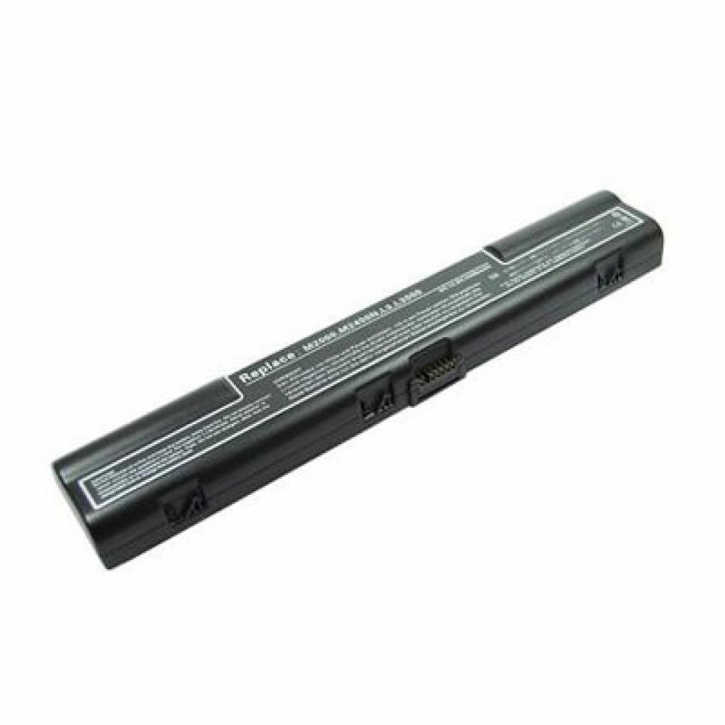 Аккумулятор для ноутбука Asus A42-M2 M2N BatteryExpert (A42-M2 L 52)