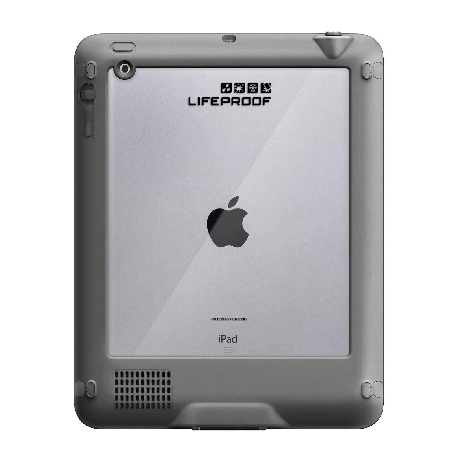 Чехол для планшета Belkin iPad4 LifeProof Case & Cover/Stand (1109-02) изображение 2