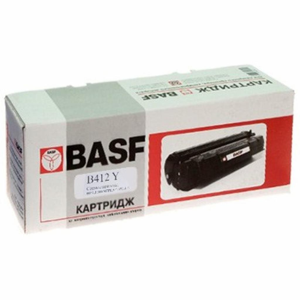 Картридж BASF для HP CLJ M351a/M475dw Yellow (B412)