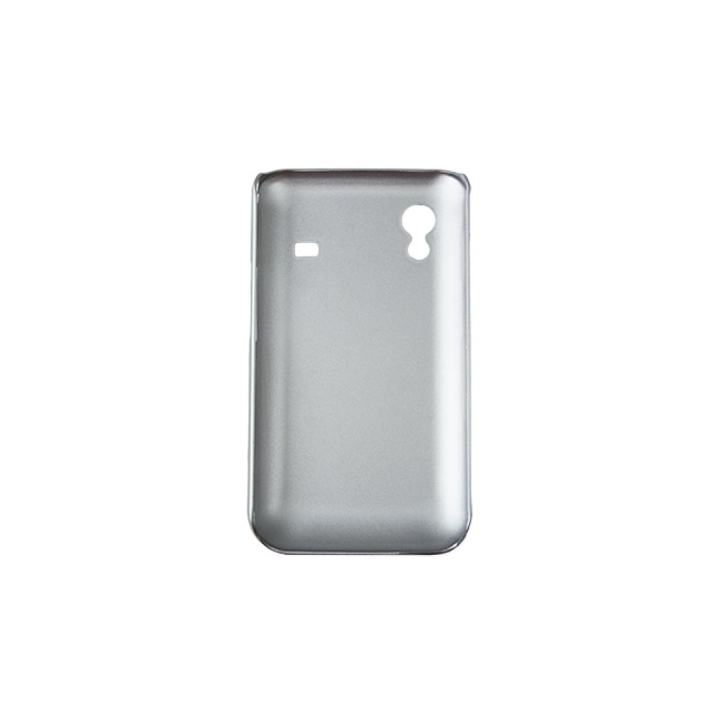 Чехол для моб. телефона Drobak для Samsung S5830 Galaxy Ace /Aluminium Panel/Gold (215231) изображение 2