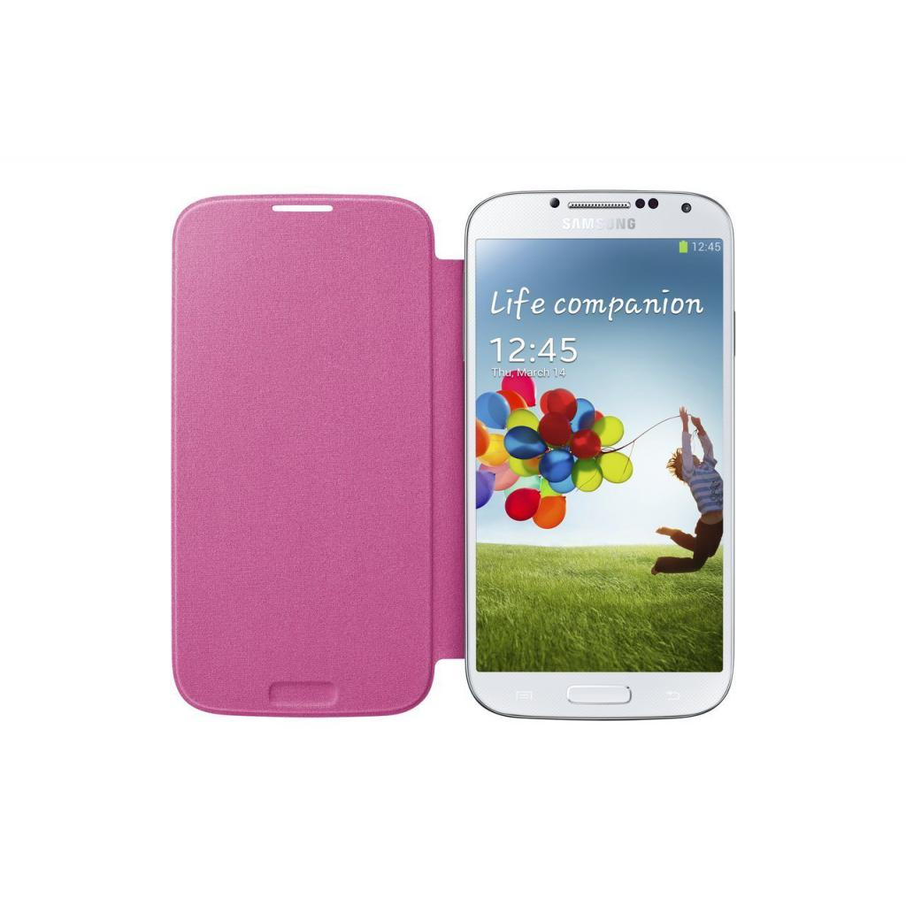 Чехол для моб. телефона Samsung I9500 Galaxy S4/Pink/Flip Cover (EF-FI950BPEGWW) изображение 3