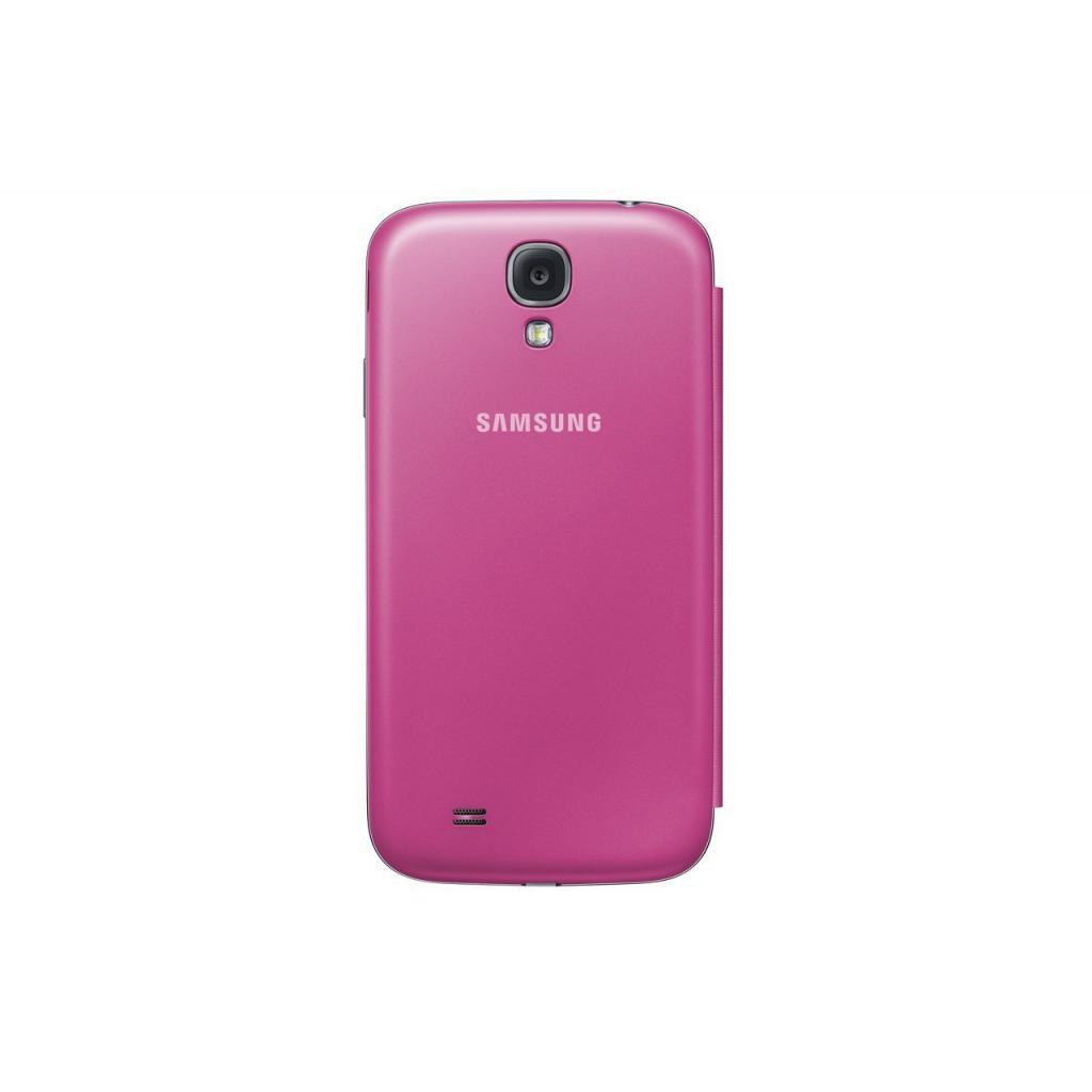 Чехол для моб. телефона Samsung I9500 Galaxy S4/Pink/Flip Cover (EF-FI950BPEGWW) изображение 4