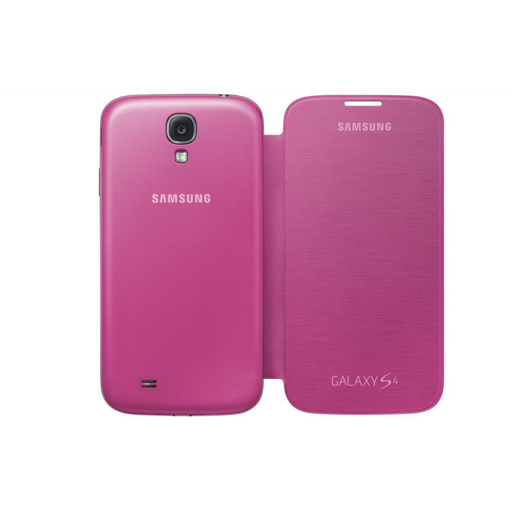 Чехол для моб. телефона Samsung I9500 Galaxy S4/Pink/Flip Cover (EF-FI950BPEGWW) изображение 5