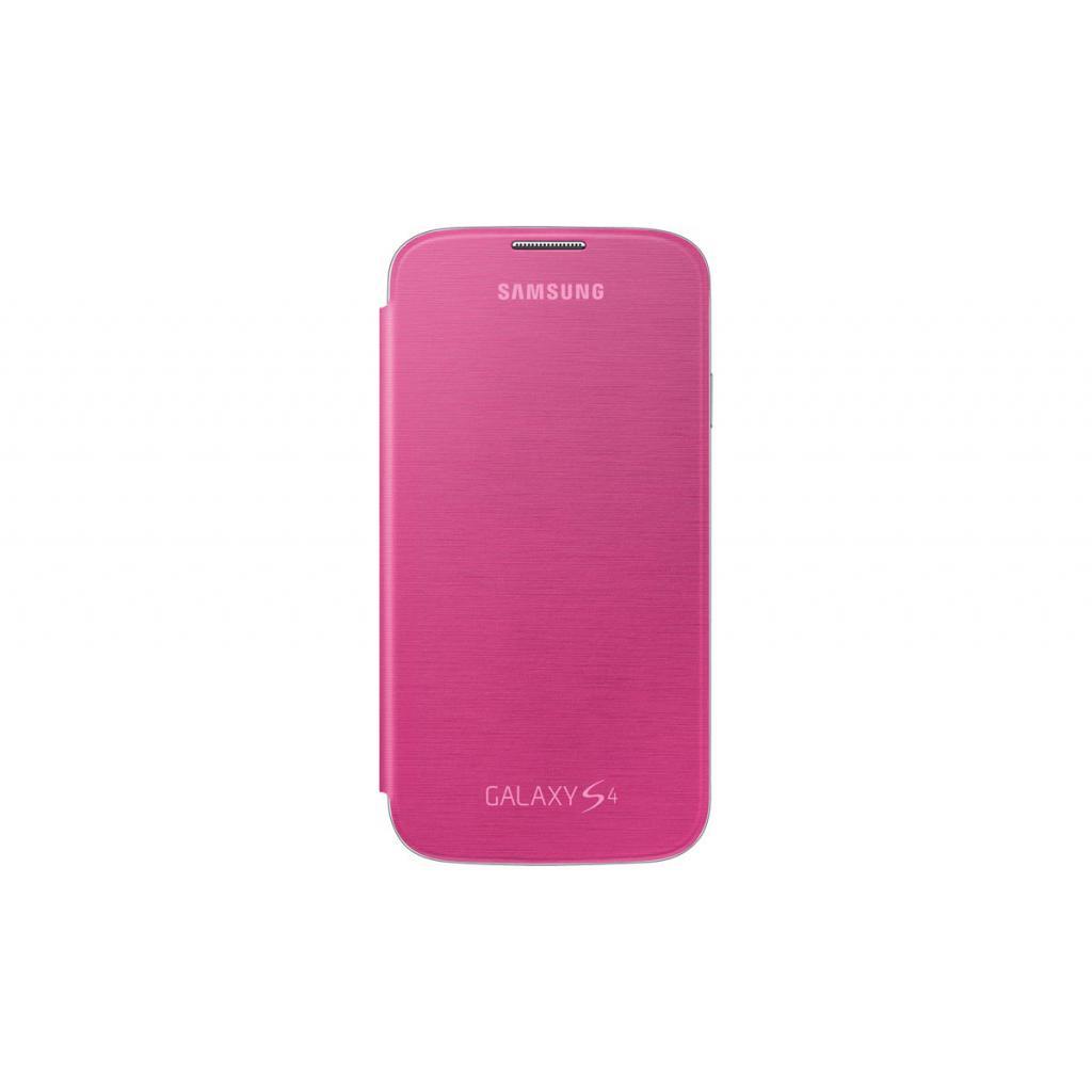 Чехол для моб. телефона Samsung I9500 Galaxy S4/Pink/Flip Cover (EF-FI950BPEGWW)