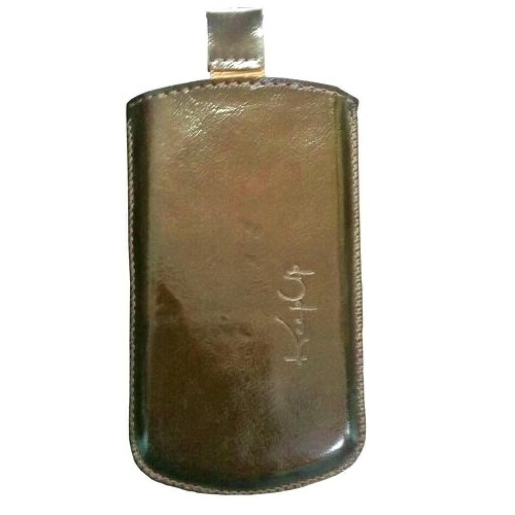 Чехол для моб. телефона KeepUp для Samsung S6102 Galaxy Y Bronze/pouch (00-00007488)