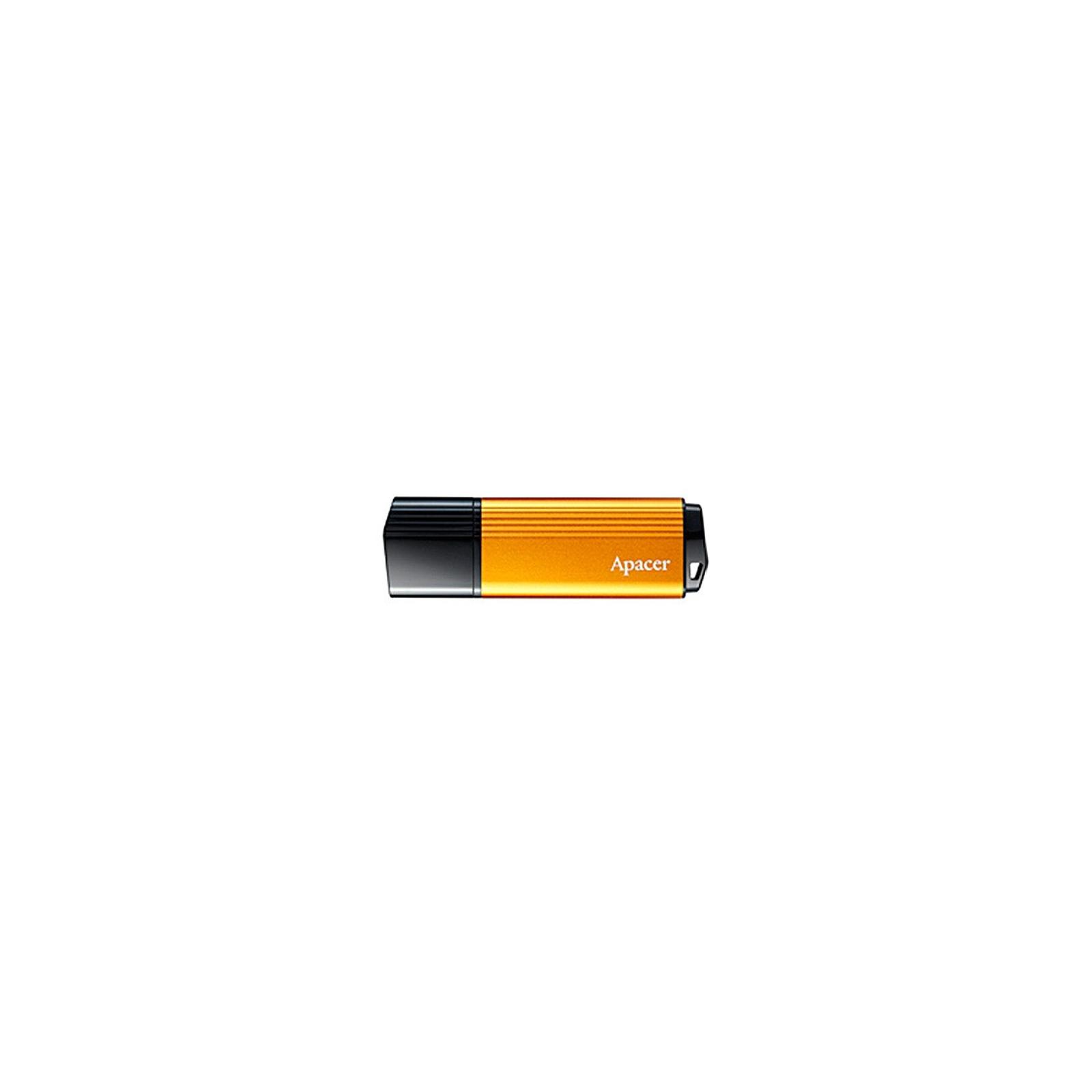 USB флеш накопитель 8GB AH330 Fiery orange RP USB2.0 Apacer (AP8GAH330T-1)