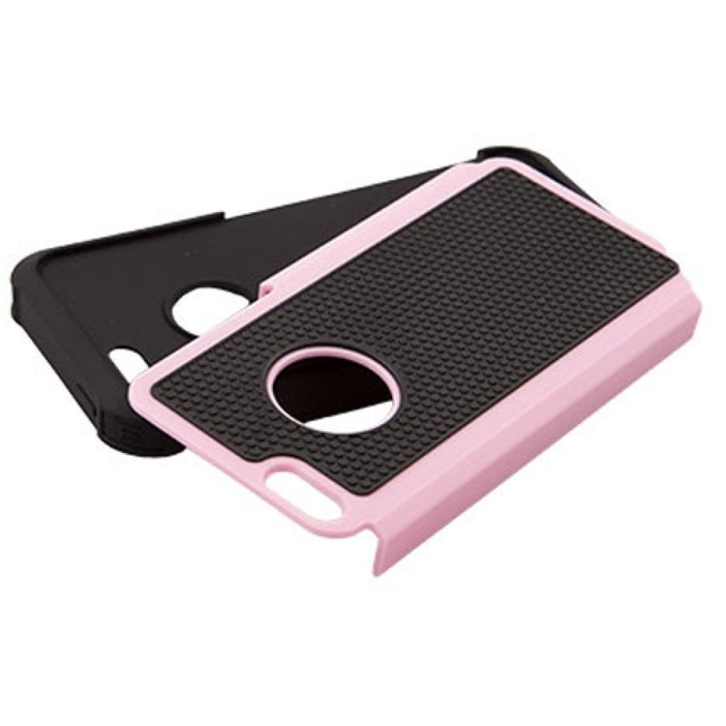 Чехол для моб. телефона Drobak для Apple Iphone 5c/Anti-Shock/Pink (210270) изображение 2