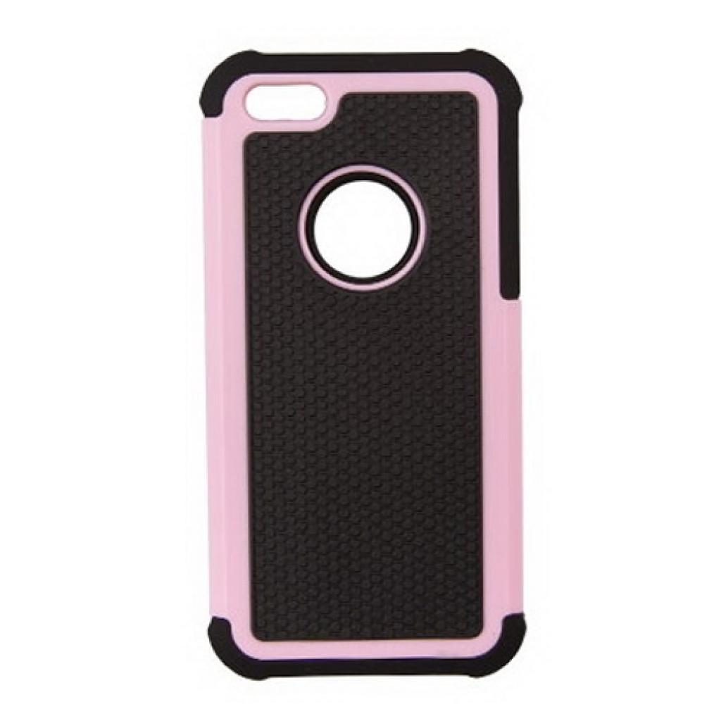 Чехол для моб. телефона Drobak для Apple Iphone 5c/Anti-Shock/Pink (210270)
