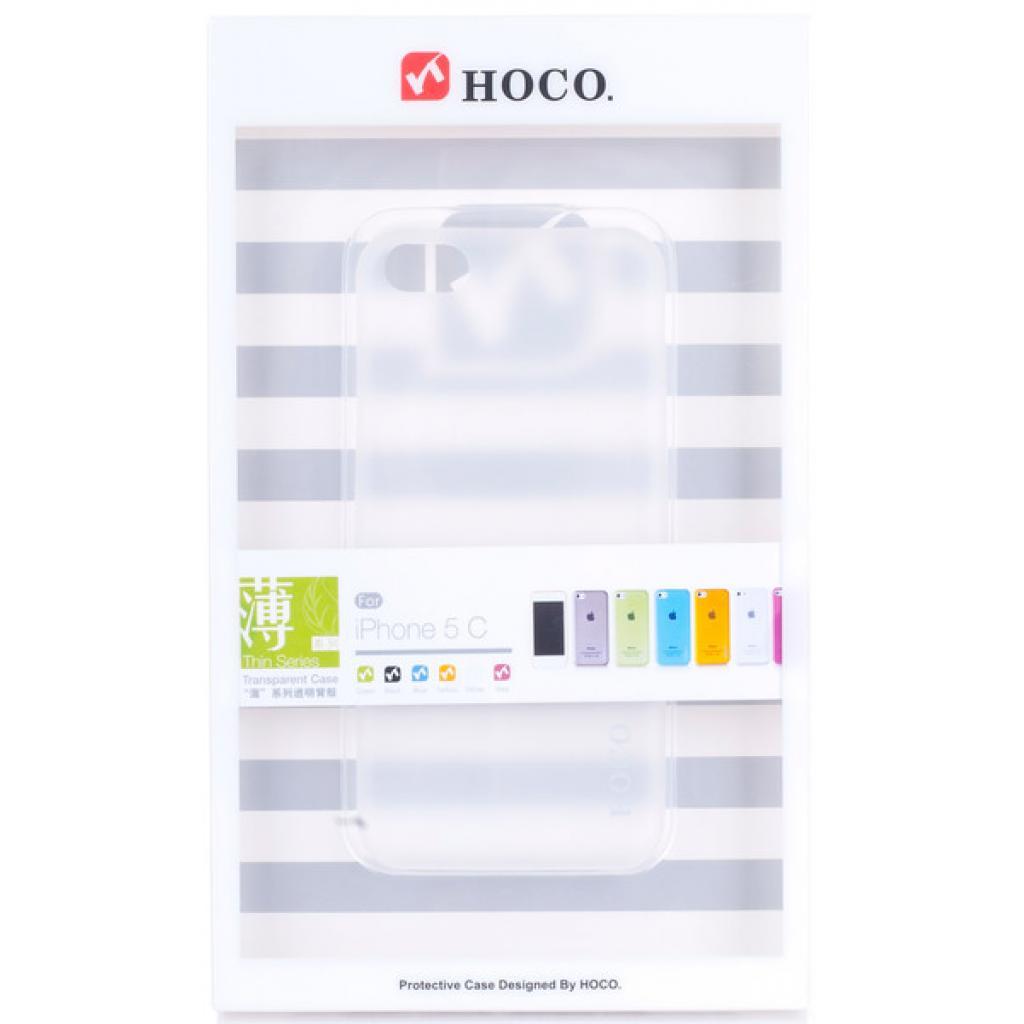 Чехол для моб. телефона HOCO для iPhone 5C /Ultra Thin (HI-P011 White)