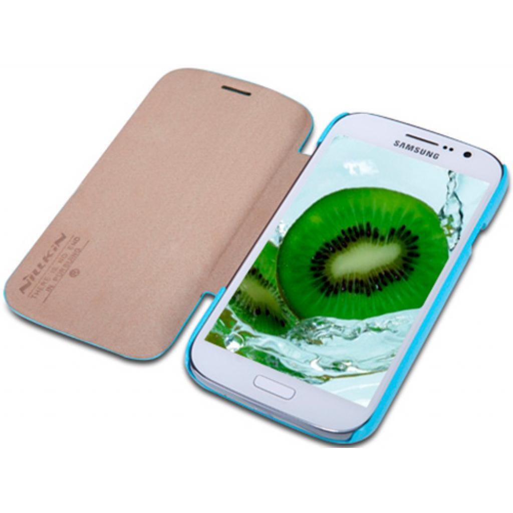 Чехол для моб. телефона NILLKIN для Samsung I9082 /Fresh/ Leather/Blue (6065844) изображение 2