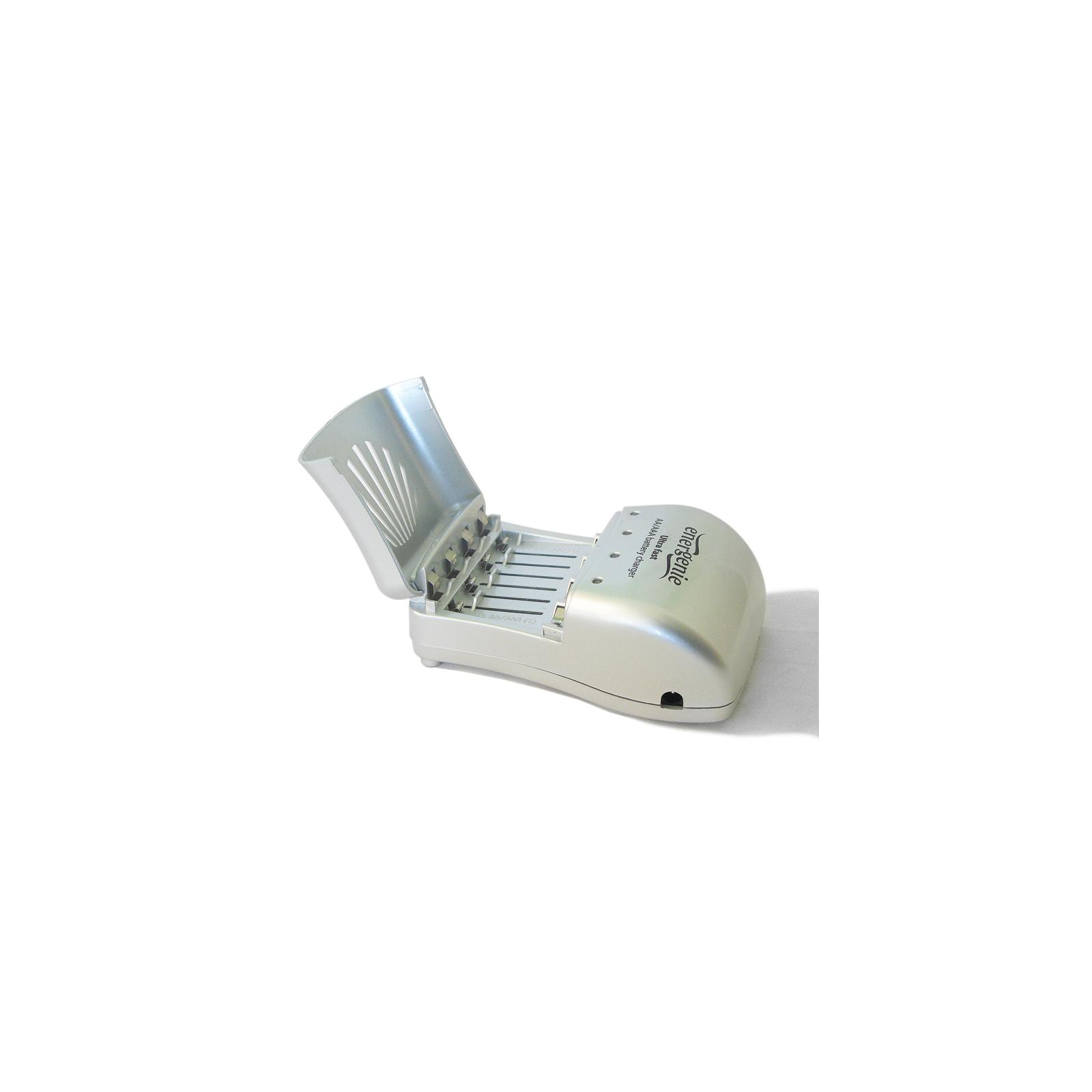 Зарядное устройство для аккумуляторов EnerGenie ультрашвидкісне AA, AAA (Ni-MH) (EG-BC-003)